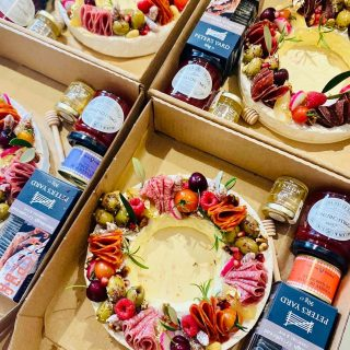 Un-Brie-lievable amount of Brie Wreaths being collected/delivered today. We love that you are all starting the festivities early - yes to eating cheese this Christmas! We have some limited availability for NYE 31st December. BOOK YOUR GRAZE by completing the online enquiry form and we'll get back to you to discuss your requirements. https://spreadsandbreads.co.uk/book/ #grazingtables #grazingtable #grazingtablesandcheeseboards #grazing #grazingplatter #grazingboard #grazingbox #solihullbusiness #solihull #solihullfood #solihullfoodie #birminghambusiness #birminghamfood #birminghamfoodie #foodtrends #spreadsandbreads #foodporn #platters #partyfood #eventcatering #foodevents #foodgifts #spreadsandbreadssolihull @matersandco @petersyard @comtesse_du_barry